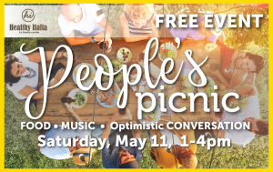 People's Picnic Hosted By: Healthy Italia @ Outside Madison Community Arts Center