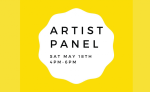 RELEASE - Artist Panel Discussion @ Idea Garden