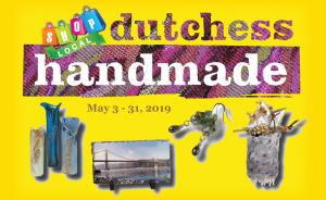 Dutchess Handmade Pop-Up Shop is #INTOYellow @ Community Arts Mid-Hudson (PoughkeepsieRoom)