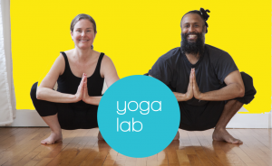 Pop-Up Yellow Yoga @ Kingston Library