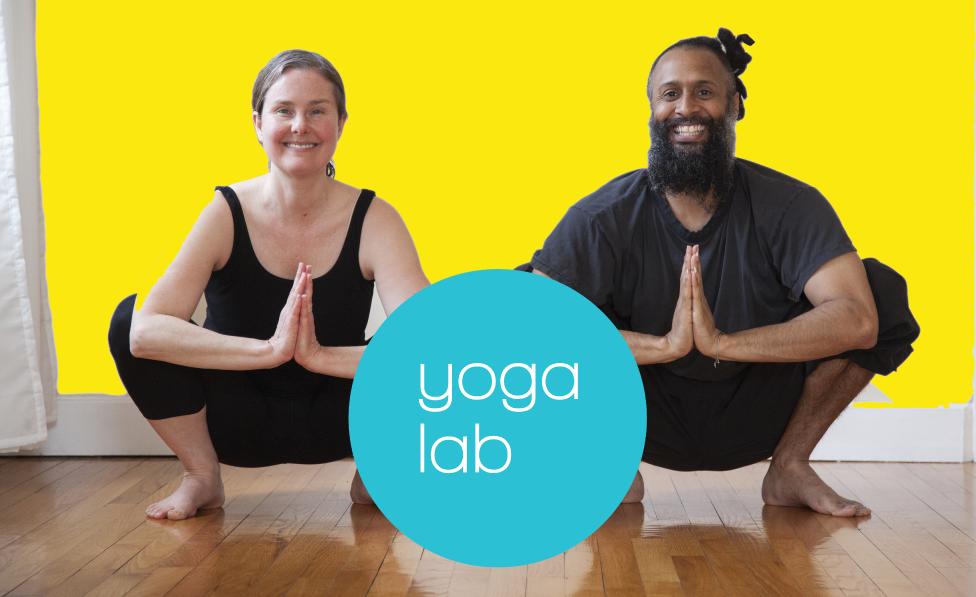 $10 classes at Yoga Lab