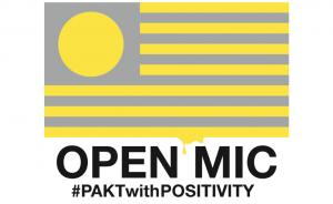 State(s) of Optimism Open Mics @ Pakt