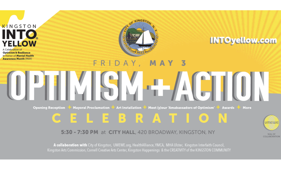 Optimism + Action Celebration